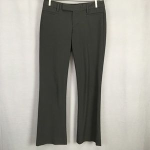 Gap Dress Pants 00P Petite Black Women Modern Boot